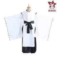 cosplay anime costume Inu x Boku SS Clothes  Inu Boku Secret Service The Japanese kimono
