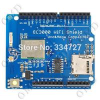 CC3000 Wi-Fi Shield Module with Micro SD Card Slot for Arduino Mega2560 / R3 - Blue