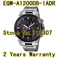 EQW-A1200DB-1ADR New  EQWA1200DB Chronograph Men's Watch Gents Wrist Watch EQW A1200DB 1ADR EQWA1200DB1ADR Fashion Quartz Watch