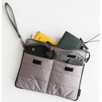New Women & Men Multifunction Tablet PC Bag For IPad 2 3 4 Inner Bag Organizer Zipper Hangbag Insert Bag Protective Case #5023