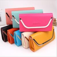 2014 New Hot Sale Wallet Women's Wallet  Leather Wallet Fashion Women- Free Shipping 8888