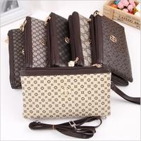 2014 New Hot Sale Wallet Women's Wallet  Leather Wallet Fashion Women- Free Shipping 7777