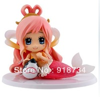 Cute ! One Piece 11cm Princess Shirahoshi Q VERSION PVC Figure Brand New In Box