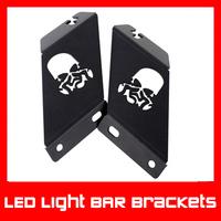 100w LED Work Light Bar Brackets LED Worklights Fog Light Accessory LED Drive Work Light New Arrival