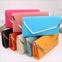 2014 New Hot Sale Wallet Women's Wallet  Leather Wallet Fashion Women- Free Shipping 8989