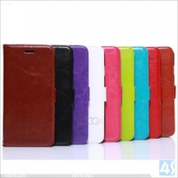 China Products Leather Purse Case for iPhone 6 Plus