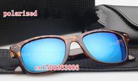 New meter box nail color film reflective polarizer sunglasses for men 2140 wholesale men's  brand sunglasses