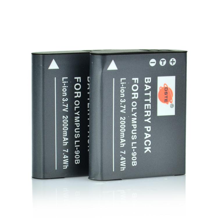 Аккумуляторная батарея li/90b DSTE 2 Olympus /1, sh/50 , sh/60, sp/100, sp/100ee, tg/1, tg/2 LI-90B