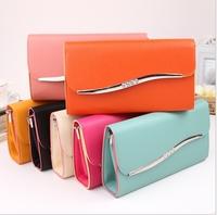2014 New Hot Sale Wallet Women's Wallet  Leather Wallet Fashion Women- Free Shipping A01