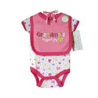 Newborn Body Carters Original Baby Boy Girl Short Sleeve Baby Bodysuits + bibs Cotton Infants Bebe Overall Baby Clothing