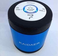 New KAIDAER KD05BT Bluetooth mini spekerTF \MP3\USB Player Stereo call feature