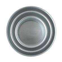 8 polegada sanduíche bolo Baking Tin Pan Mould caixa redonda profunda solto Base de alumínio de fundo em estoque grátis frete(China (Mainland))