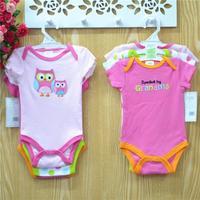 Baby Boys Girls Clothes 2014 Carters Fashion Clothing Newborn Overall Boy Girl Bodysuit Carter Similar Style Bodysuits