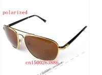 Wholesale classic retro men's coating lens polarized sunglasses MB326