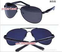 The Gentleman business tide flow frog mirror men's polarized sunglasses 13015