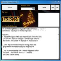 Newest Tachosoft Mileage Calculator 23.1 V23.1 Tachosoft  23.1 for website download no ship cost