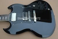 Classic SG custom SG400 Angus Young SG standard Black Electric Guitar