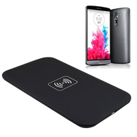 Qi Wireless Charger Charging Pad for Mobile phone,2 Color,without receiver.freeshipping