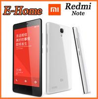 """Original Xiaomi Redmi Note 4G LTE 5.5"""" WCDMA Mobile Phone Red Rice Note Hongmi Note Qualcomm MTK6592 Quad Core 2GB RAM 8GB 13MP"""