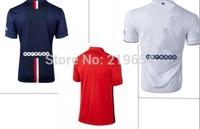 Player version thailland quality  jersey 14 15 ibrahimovic cavani T.SILVA  LUCAS DAVID LUIZ  Soccer jersey shorts