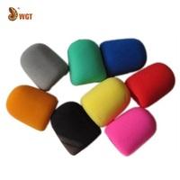 8x Multicolor Foam Cover Sponge for Large Diaphragm Condener Mic Wireless KTV