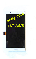 Original LCD with Touch Screen Digitizer Assembly for Pantech VEGA SKY A870