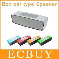 box bar boombox portable wireless bluetooth Speaker double subwoofer Dynamic loudspeakers mini USB music speakers sound