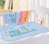 36*45cm 3pcs/lot cotton baby changing mat small stroller mat newborn mattress cover free shipping