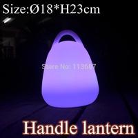 2014 new product 15 color change led desk lamp