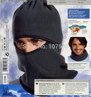 Hot SaleThermofleece Balaclava Windproof Warm Face Mask Skullies& Beanies Police Swat Ski Bike Hood Out Door Sports Neck Scarf