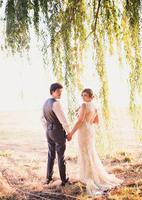 NEW Elegant Mermaid Spaghetti Strap V Neck sleeveless Lace Bridal Gowns Wedding Dress 2014 NEW CUSTOM MADE SIZE&COLOR