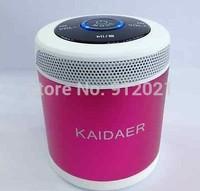 New KAIDAER KD05 mini speker Small stereo TF \MP3\USB Player Stereo Heavy Bass