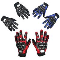 Taichi Biking Motor Motorbicycle Racing Sport Gloves Protector Fiber Full NEW