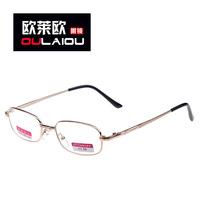 013 presbyopic glasses old man metal glasses full frame reading glasses wholesale optical glass full box cloth tag