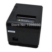 1pcs pos printer  80mm thermal receipt printer XP-200 automatic cutting machine printing speed USB interface 200 mm / s