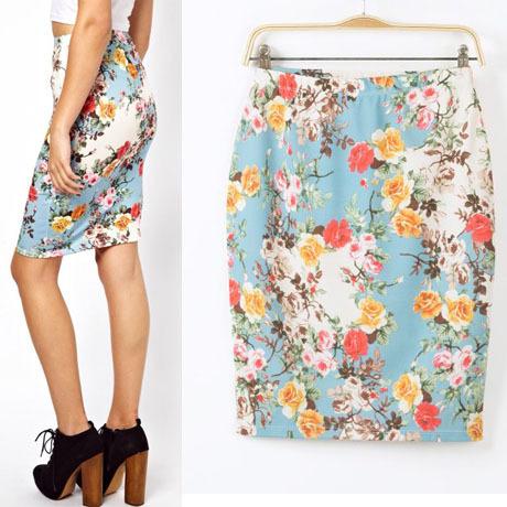 Женская юбка Brand NEW Desigual Emprie saias femininas saia 1013 женская юбка saias longa femininas 2015 wqc093