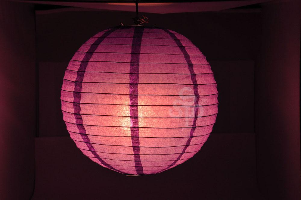 1pcs 8'' 20cm Pink Chinese Traditional Paper Lantern Round Wedding Lantern Birthday Party New Year Decorations [DL02-F](China (Mainland))
