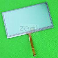 "5Pcs/Lot 4.3"" inch Touch Screen Glass For Weintek HMI MT505T MT6050I MT6050i Repair Free Shipping"