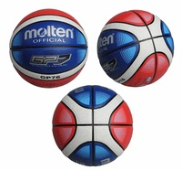 NEW Molten Basketball Balls BGP7 High Quality PU Leather Blue Color Outdoor Basketball ball,free shipping