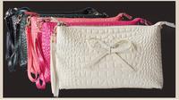 Free Shipping 2014 New Fashion Casual Women's Genuine Cow Leather Handbags,Lady's Messenger Bags,sling bag,Lady bag LYSL-886-62S