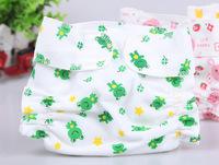 5pcs/lot Adjustable Newborn Nappy Washable Reusable Cloth Diaper Free Shipping