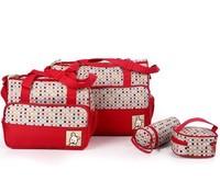 2014 new baby nappy bag waterproof maternity bag mummy bags free shipping