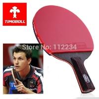 Original TIMO BOLL Table Tennis Racket 7.6 Star PingPong Rackets,Free Shipping