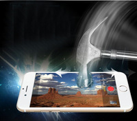"""NEW Retail package  High Quality 2.5D 9H Real PremiumTempered Glass Screen Protective Film protector for Iphone 6 4.7"""""""