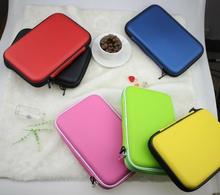 5Pics/Lot Colorful Speaker Case PU Leather Speaker Case Bag Speaker Case Cover for 8″ Tablet Computer