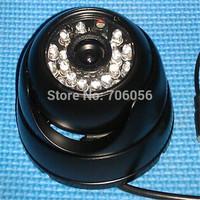 CMOS 800TVL CCTV SECURITY CAMERA 24LEDS 850NM  S08B-H6