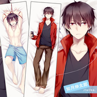 Kagerou Project / Mekakucity Actors Anime Dakimakura Pillow Case Pillow Cover Characters (Shintarou Kisaragi)