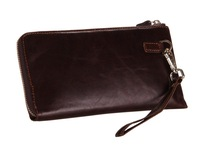 2015 New Men Clutches High-grade Genuine Leather clutches for men Fashion Slim design