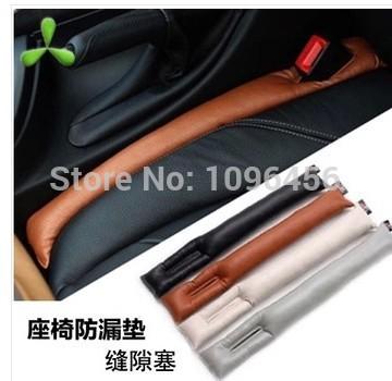 Car Seat gap plug seat leak cover decoration cover can fit For VW PASSAT B6 B7 B7L JETTA GOLF Bora Lavida CC TIGUAN POLO(China (Mainland))