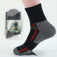 2014 Freeshipping 5pairs/lot Quick-drying wlfskin/Wolf, claw hiking socks COOLMAX socks outdoor sports men's socks fit for 39-44